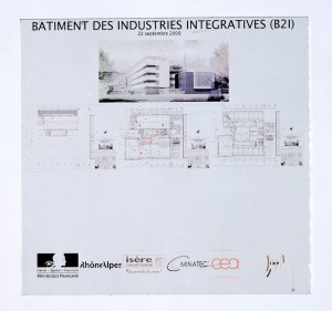 Batument des industries integratives